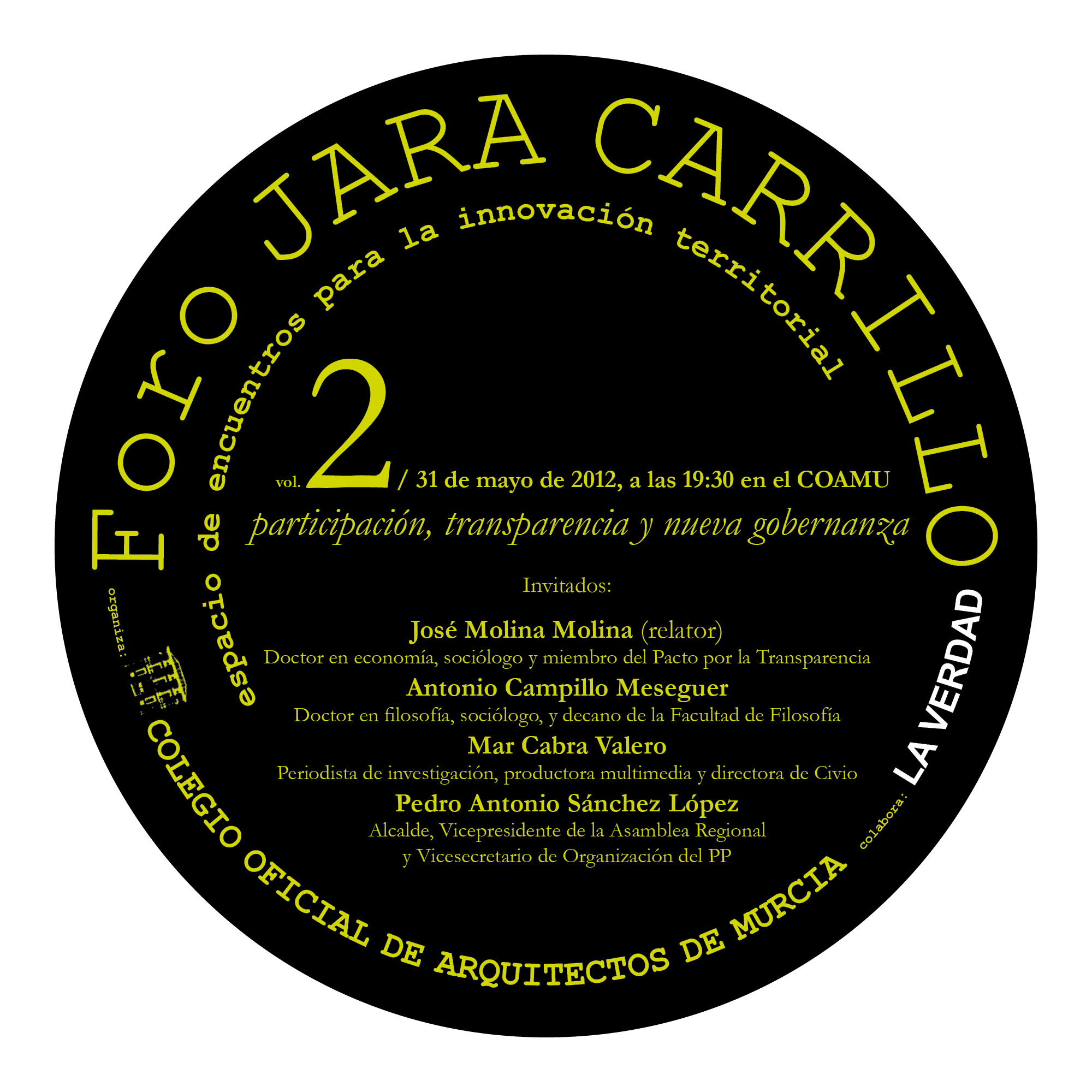Foro Jara Carrillo Vol.2